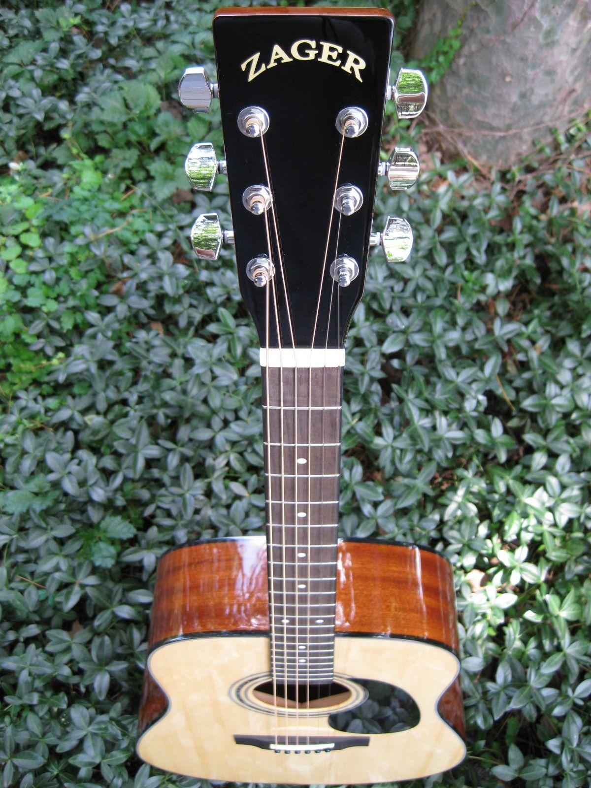 Zad20 Natural Acoustic Guitar Zager Zad20 Natural Guitar Guitar Reviews Acoustic Guitar
