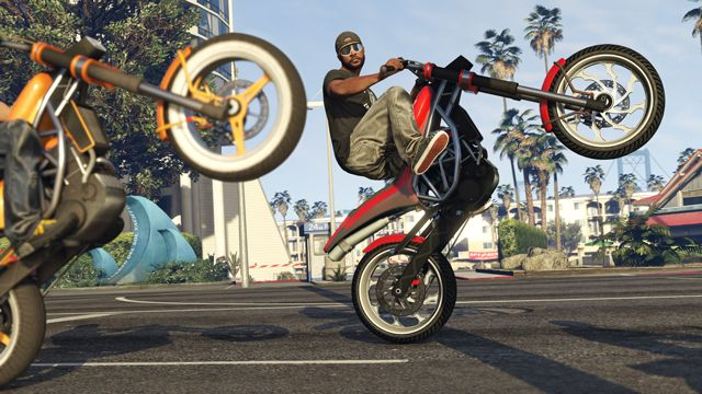 Gta Online Bikers Coming October 4th Rockstar Games Grand