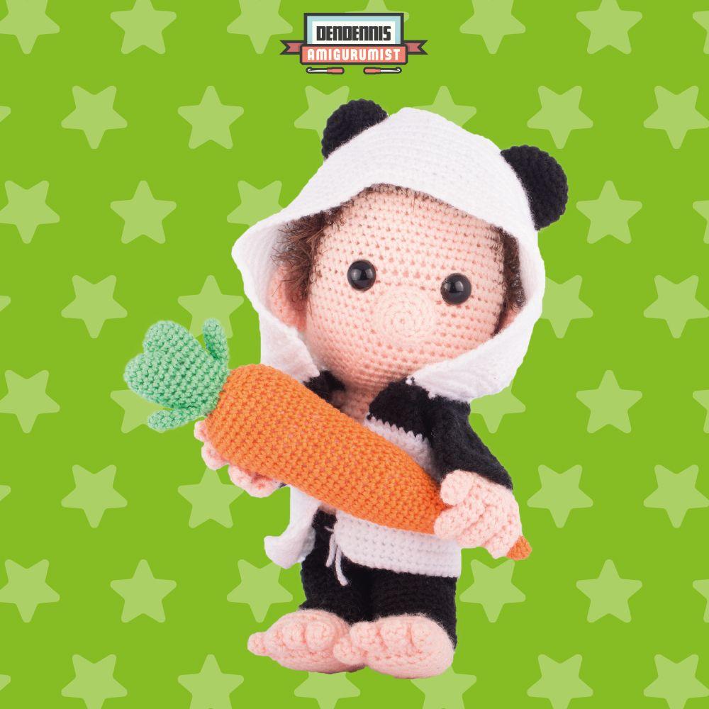 Kawaii Crochet by Melissa Bradley - Crochet Book Review   1000x1000