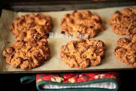 Giant Choco Crunch Cookies Cookies Favorit Rafif Dan Fatih Kue Kering Makanan Memanggang Kue