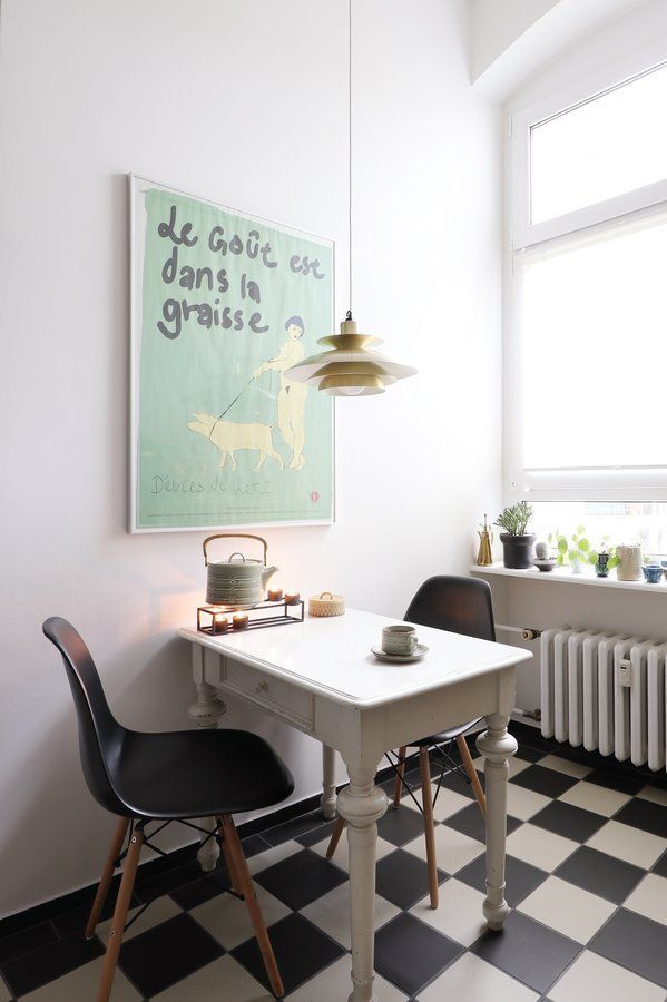 Teatime Apartments, Future and House - küche mit esszimmer