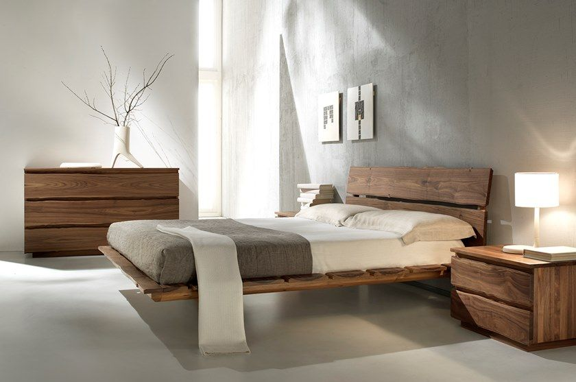 Suspended double bed VERO L925N by Arte Brotto   Bed in 2019 ...