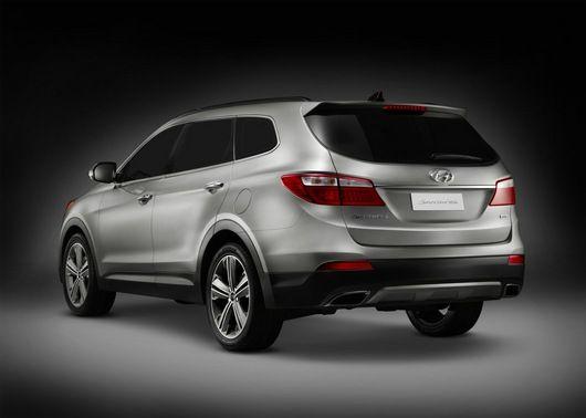 2013 Hyundai Fe-  I'm definitely interested~