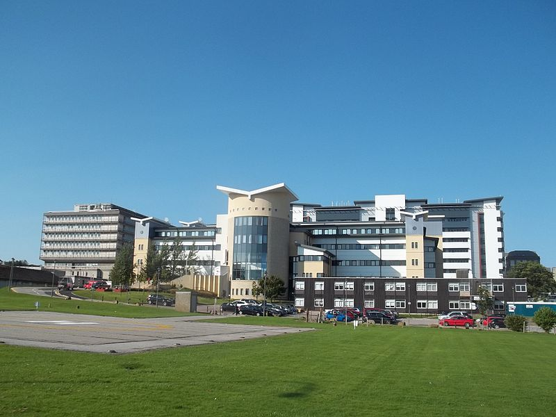 Aberdeen Children's Hospital & Emergency Care Centre (With