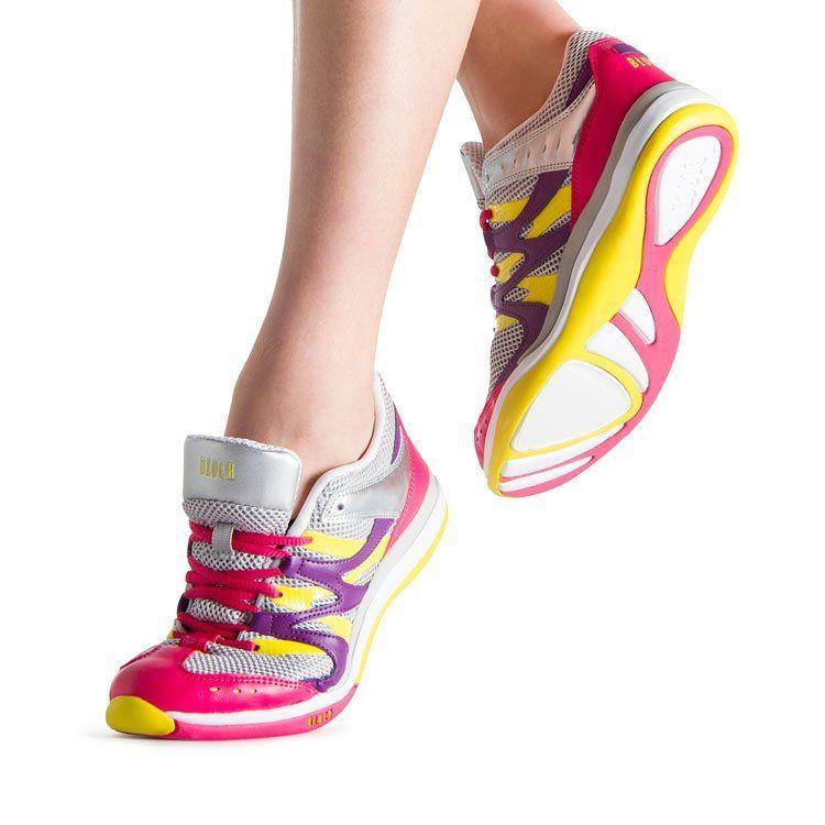 Bloch Lightening Dance Fitness Sneaker