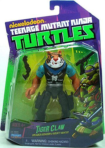 Teenage Mutant Ninja Turtles Tiger Claw Teenage Mutant Ninja