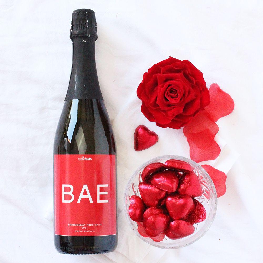 Limited Edition Chardonnay Pinot Noir Valentine day