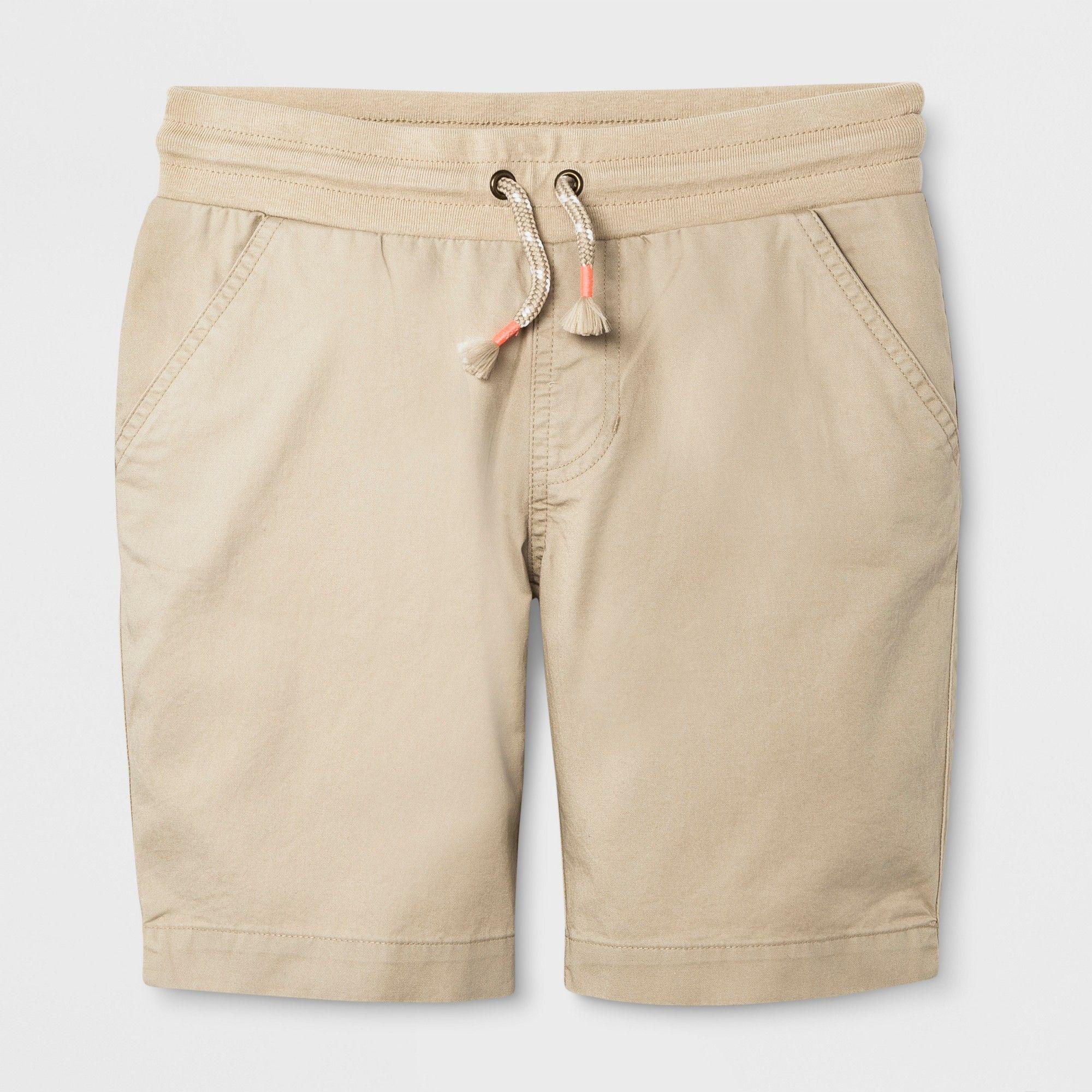 8d4e97dde36 Plus Size Girls  Twill Bermuda Chino Shorts - Cat   Jack Pita Bread L Plus