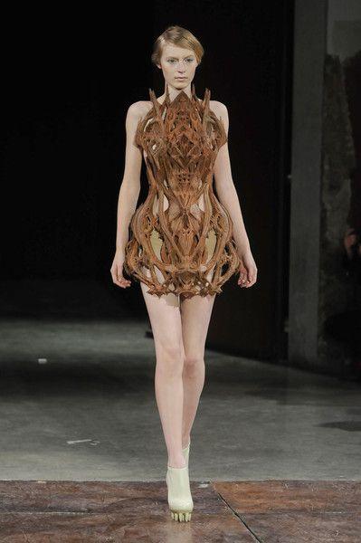 Iris Van Herpen's S/S 2012