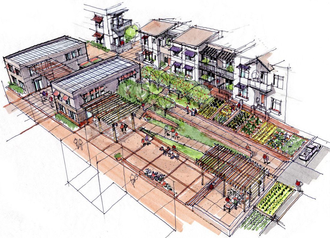 Global Urban Design with the Kigali Master Plan Urban