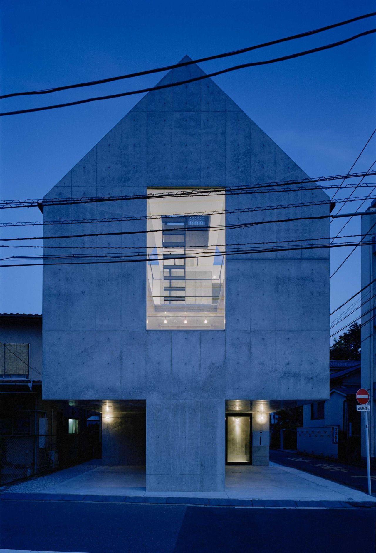Mehrabad House Sarsayeh Architectural Office: Okuyama Lab - Small Office, Kamiuma 2009.