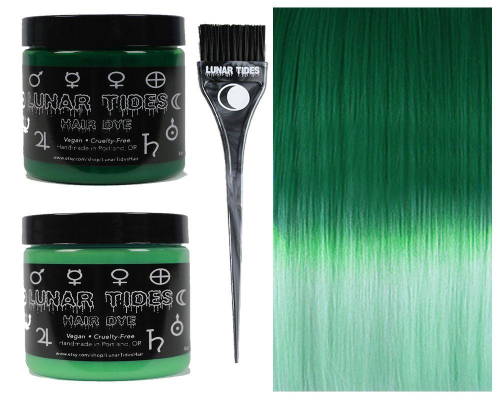 Hair Dye Color Vegan Green Pastel Mint Dark Ombre Fade How To Buy Balayage Pink Hair Dye Teal Hair Dye Diy Ombre Hair