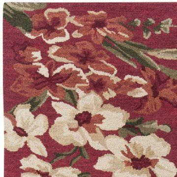 Surya Centennial CNT-1033 Strawberry Red Transitional Rug