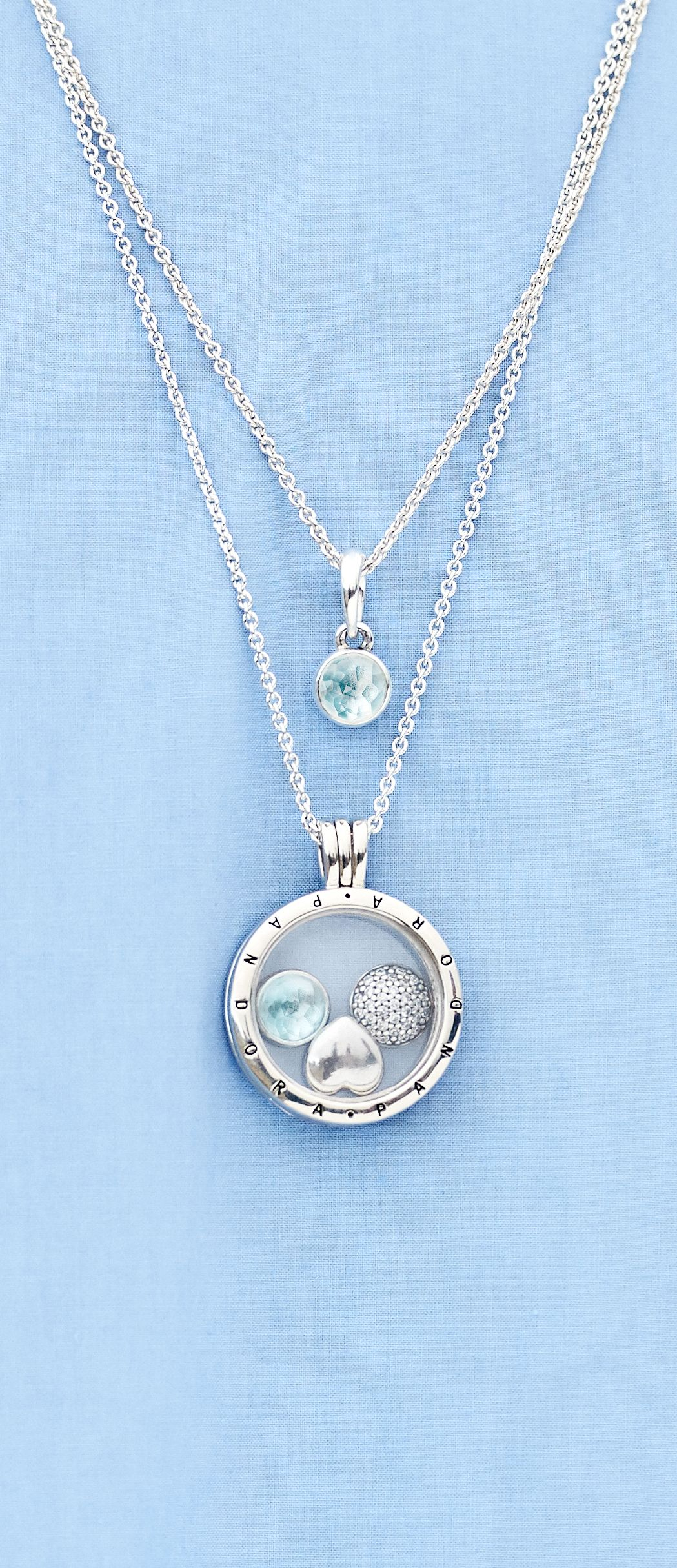 8a83f4467 Pandora Jewelry · Carry your birthstone in our PANDORA floating locket and  capture the look of the season.