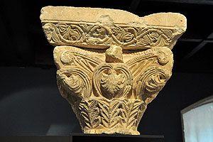 Resultado de imagen de capiteles monasterio san pedro arlanza