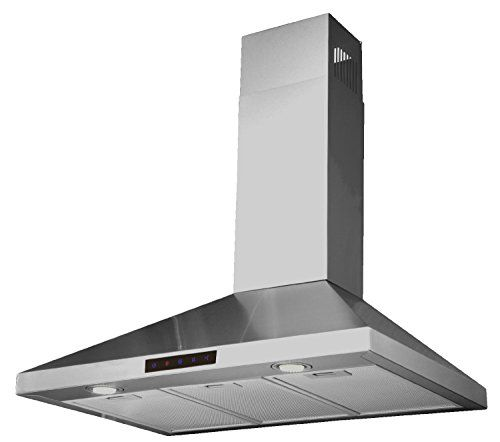 Kitchen Bath Collection Stl90 Led Stainless Steel Wall Mounted Kitchen Range Hood With High End Led Lights 36 Kitchen Bath Collection Wall Mount Range Hood Stainless Steel Range Hood