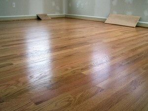 Should You Lay Hardwood Floors Parallel