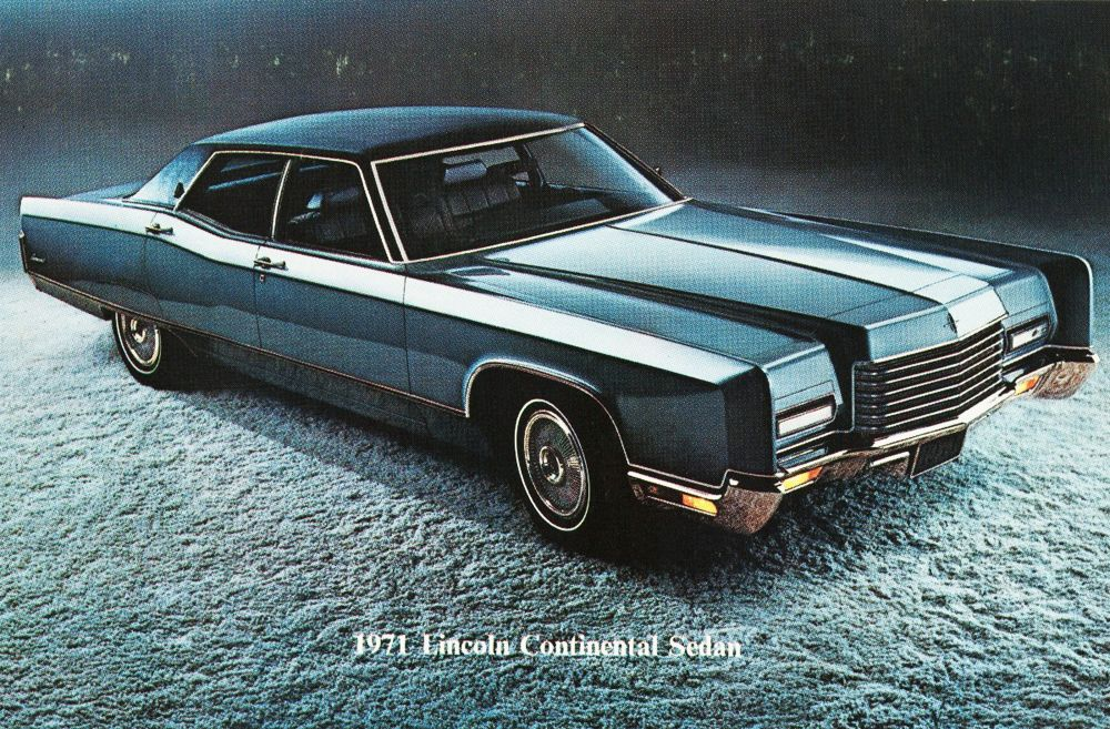 1978 Lincoln Continental 1978 Lincoln MK 5 Image 1 of