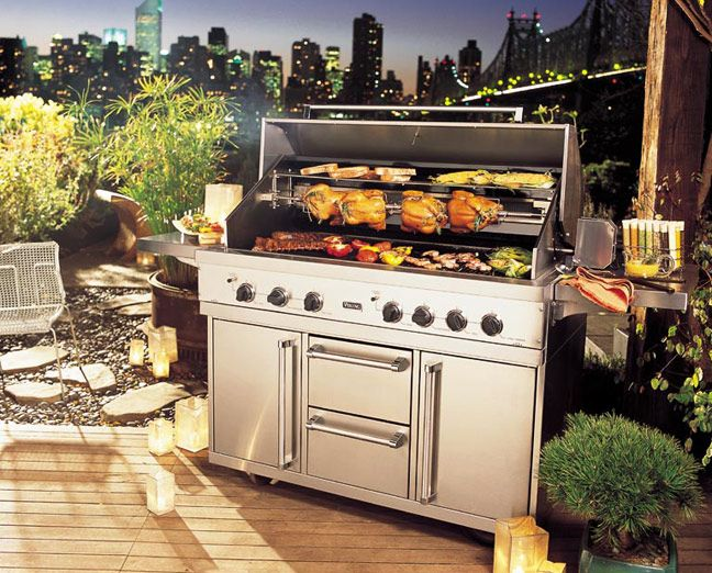 Viking Outdoor Grills For the Grill Pinterest