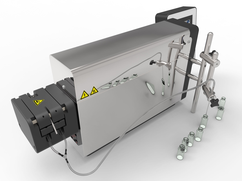 Peristaltic Filling Machine Packaging Machinery Packaging Machine Sanitary