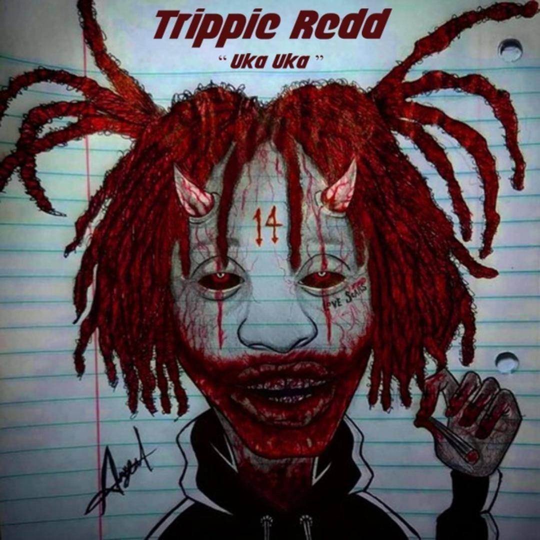 Image result for trippie redd cartoon Trippie redd