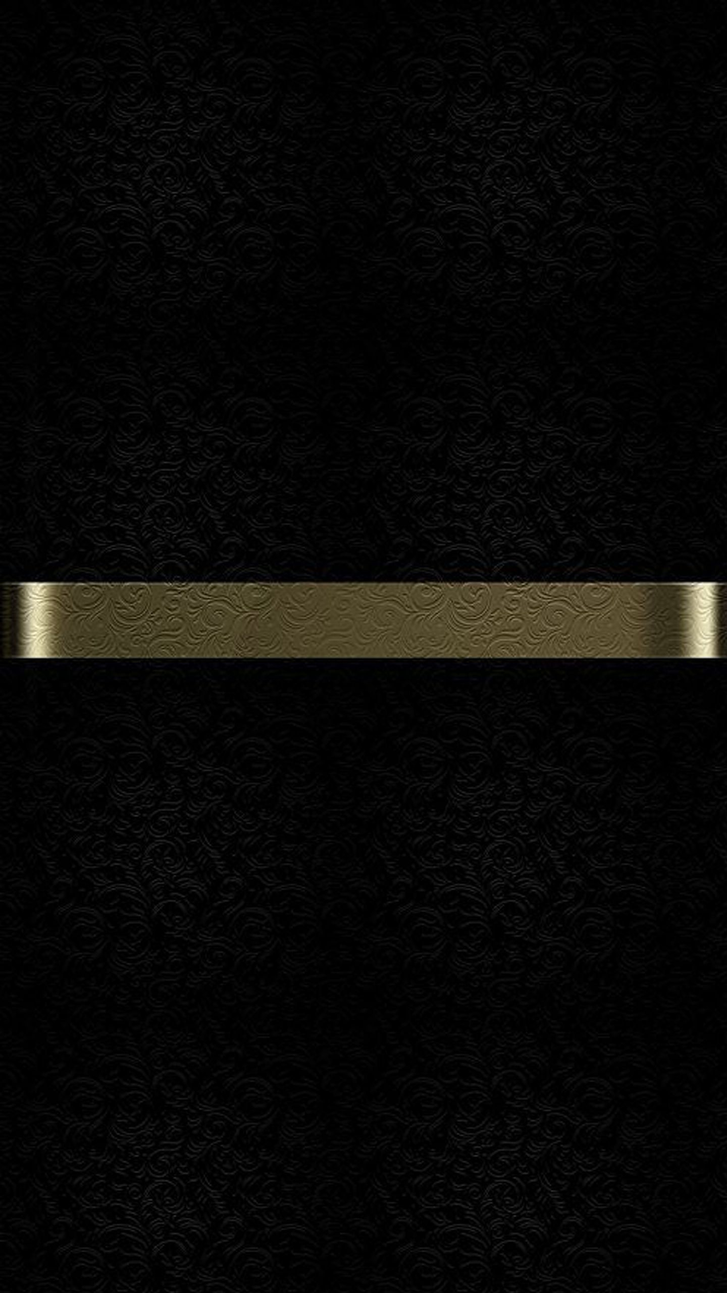 Dark S7 Edge Wallpaper 09 Black Background And Gold Line With Floral Texture Hd Wallpapers Wallpapers Download High Resolution Wallpapers Gold Wallpaper Android Floral Texture Samsung Wallpaper