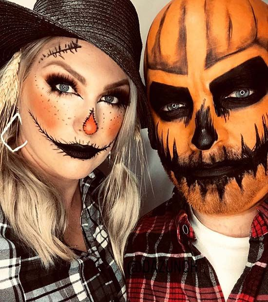 45 Genius Couples Halloween Costumes | Page 3 of 4 | StayGlam