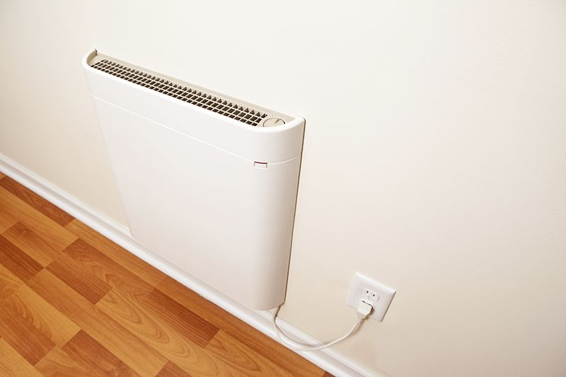 Wall Mounted Electric Heating | Best Electric Heaters Energy Efficient |  Envi High Efficiency Whole Room Electric Panel Heater