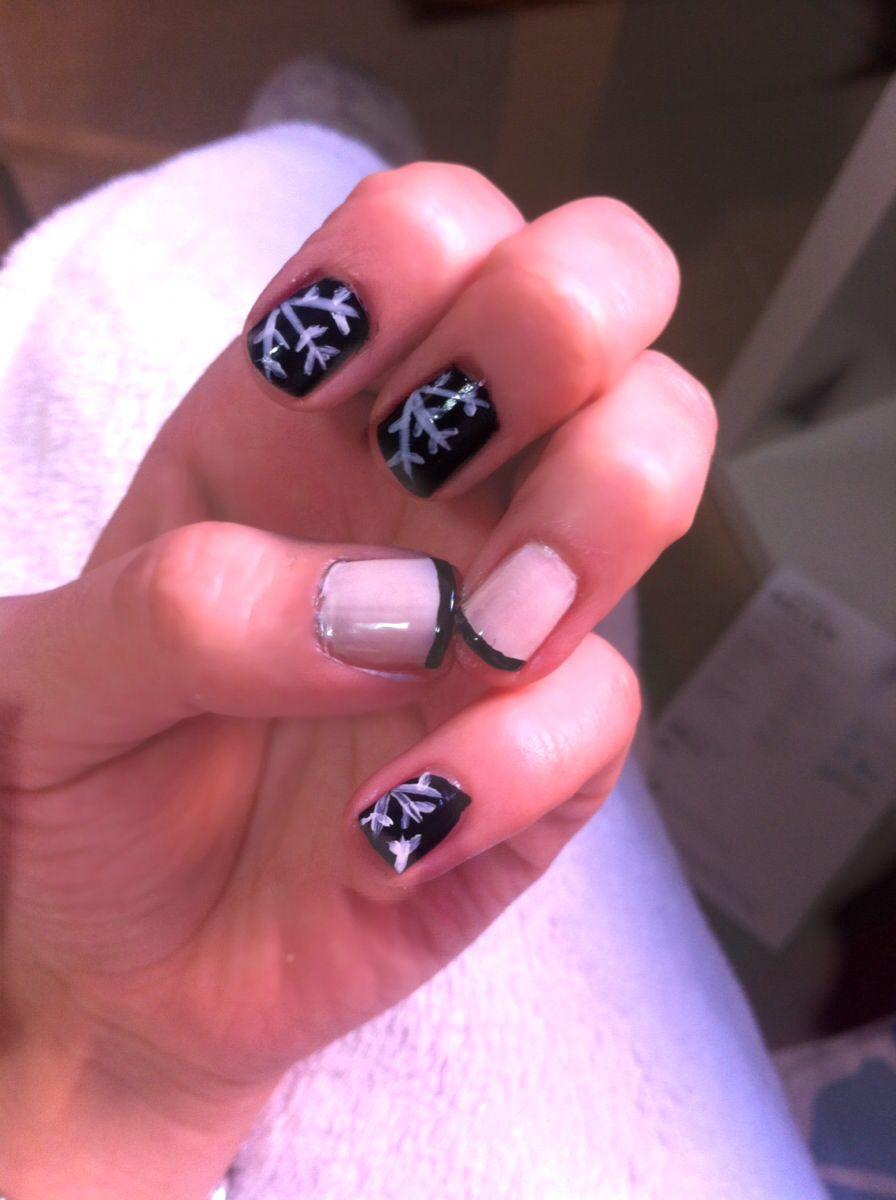 Navideñas #nails #cutenails