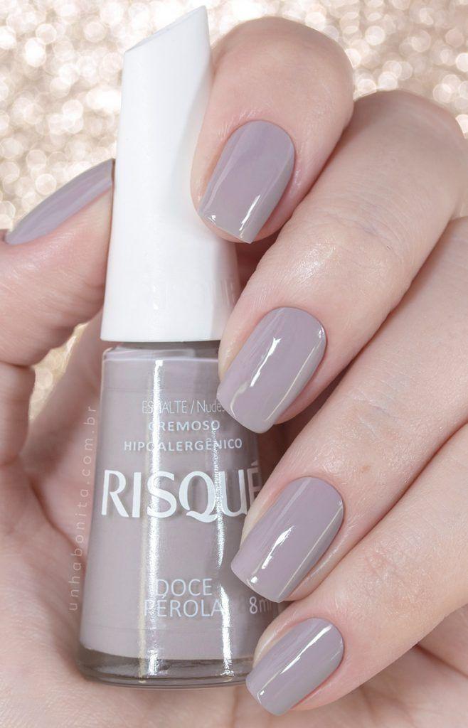 Novos Nudes Risqué | Nude, Manicure and Makeup