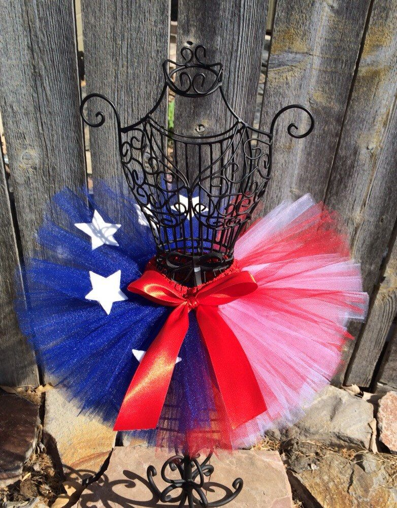 A personal favorite from my Etsy shop https://www.etsy.com/listing/229007173/red-white-blue-tutu-4th-of-july-tutu