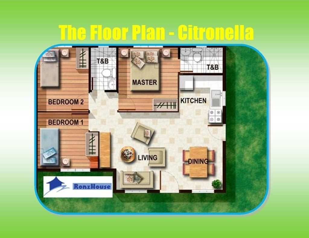Stunning Philippine Bungalow House Designs Floor Plans Sample Plan Bamboo House Pla Home Design Floor Plans Bungalow House Plans Small House Design Philippines