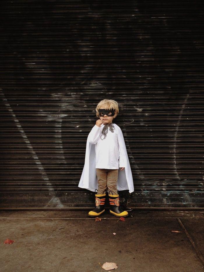 Superhero Halloween costume | VSCO Grid