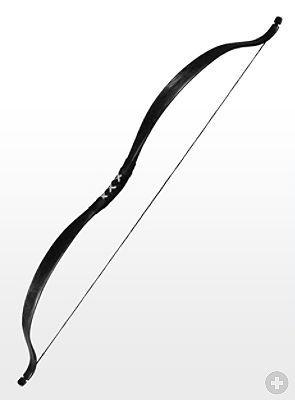 Nock For Larp Arrows in Black for Costume Re-enactment /& LARP
