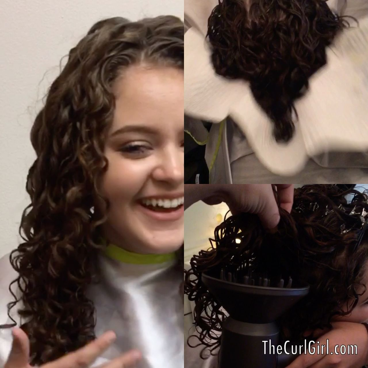 Photo of Estos secretos de un experto en cabello rizado mantendrán tus rizos encrespados por DÍAS.