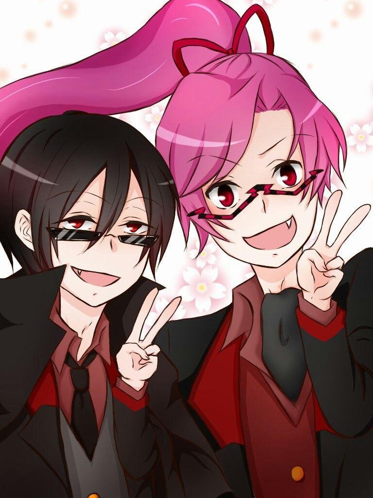 Belkia and Tsubaki Servamp Yaoi anime, Servamp tsubaki