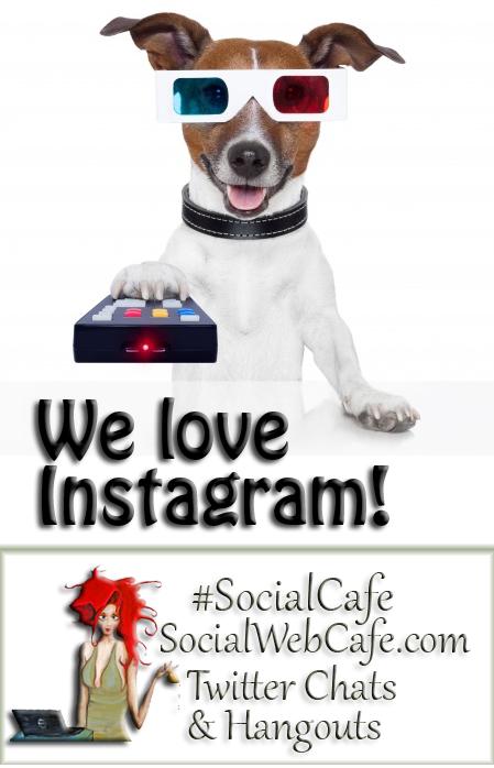 Pin by SocialWebCafe on Twitter Chats Instagram, Twitter