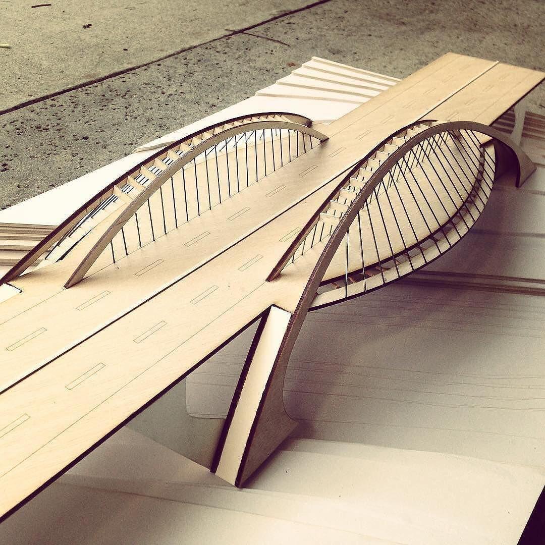 Nextarch bac de roda bridge structures term project by for Gimnasio bac de roda