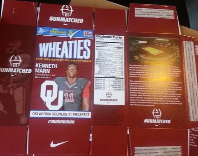 Oklahoma Has Really Heated Up The Recruiting Photoshop Game Now