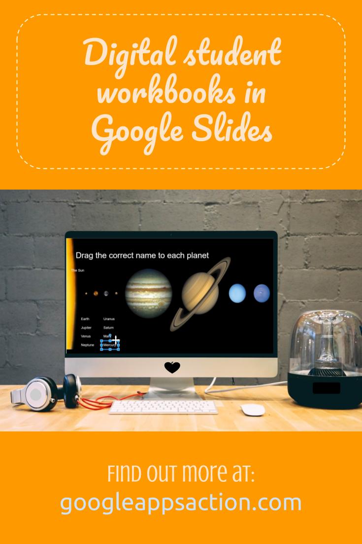 Workbooks skippers ticket workbook : Create interactive digital student workbooks with Google Slides ...