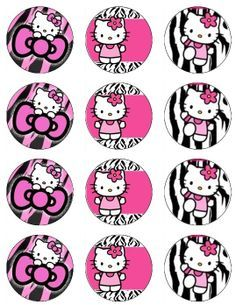 Free printable hello kitty cupcake toppers google search free printable hello kitty cupcake toppers google search maxwellsz