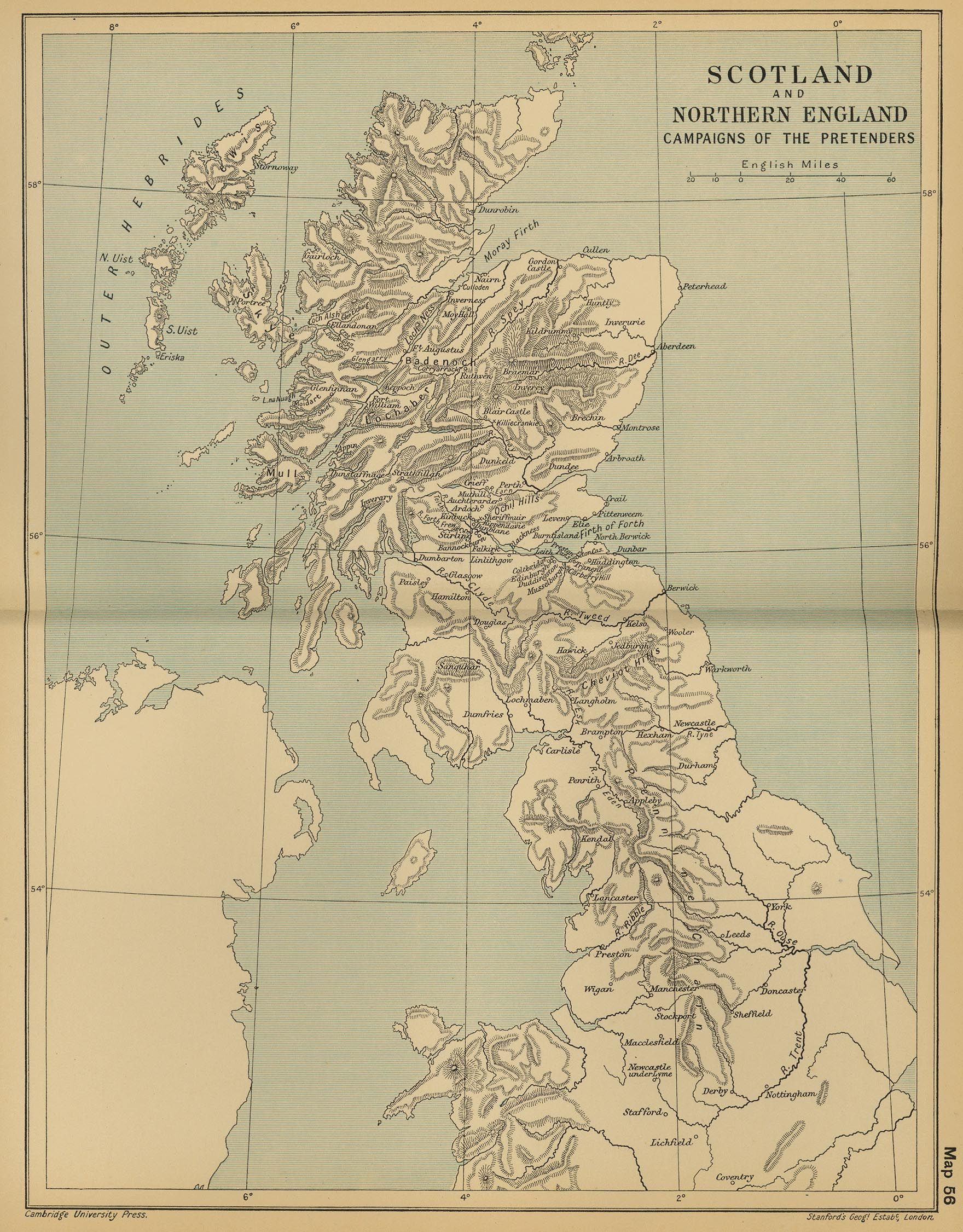 Map of Scotland 1708 | ∙∙ write ∙ Metanoia ∙∙ | Map, Historical