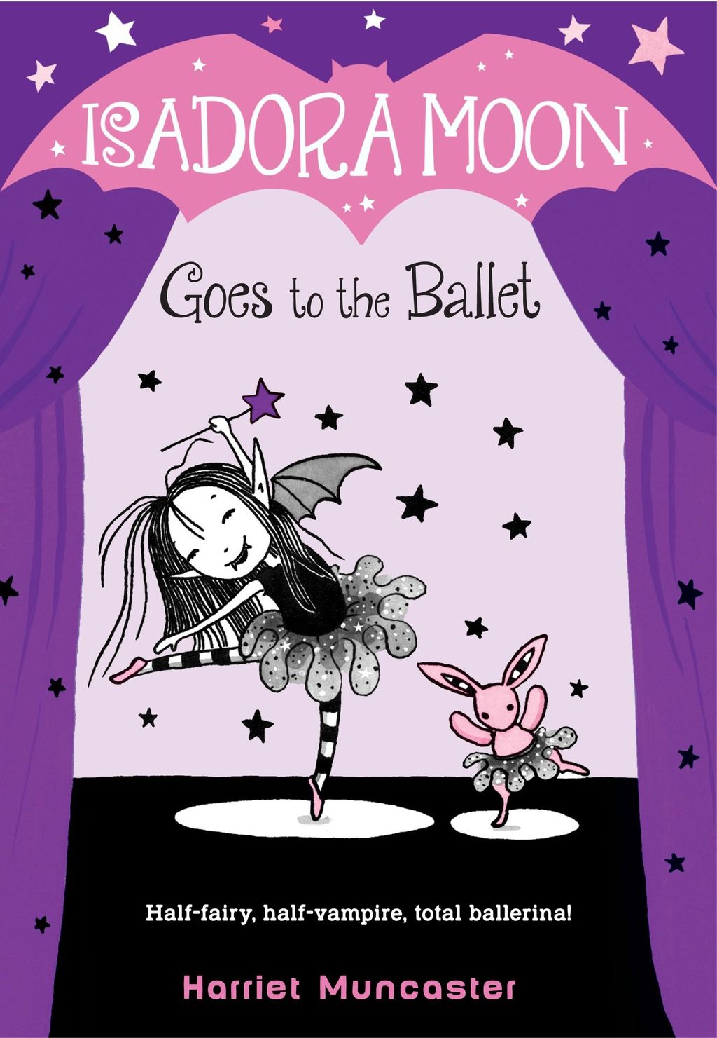 Isadora Moon Goes to the Ballet (eBook)