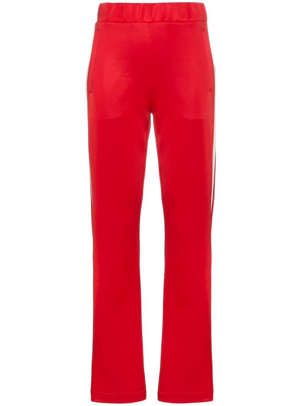 bb44e7d75 Moncler side stripe track pants - Red in 2019 | Products | Moncler ...