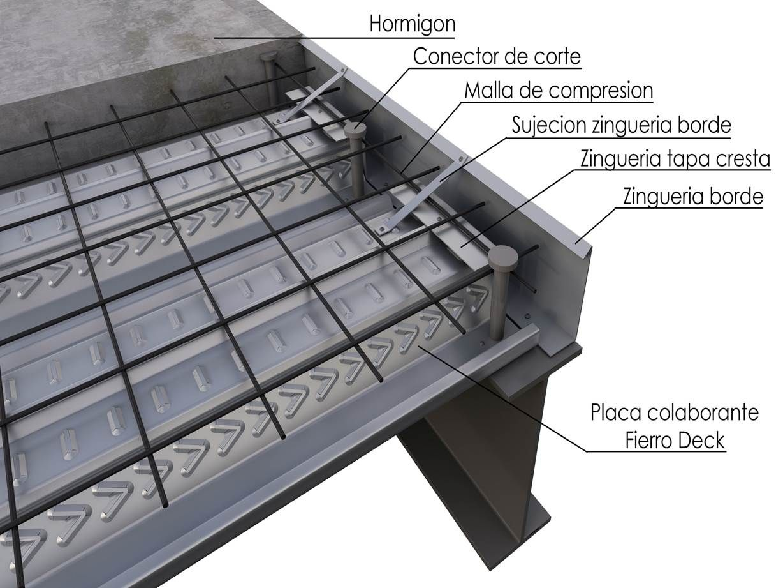 steel deck entrepiso - Buscar con Google | technical | Pinterest ...