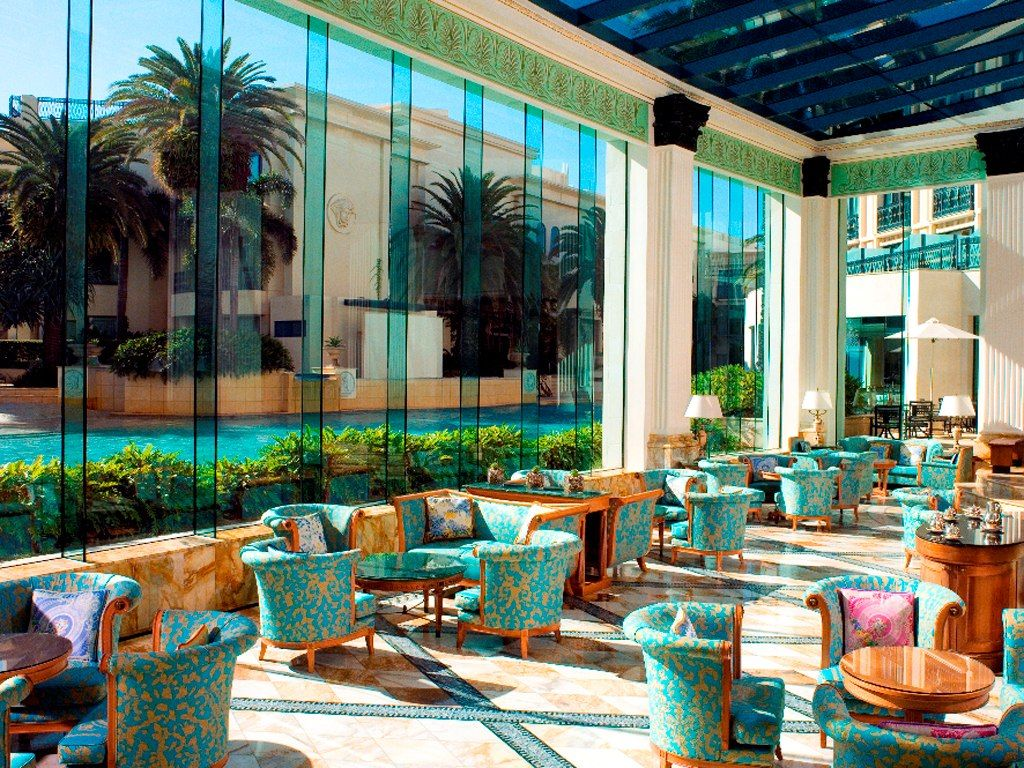 Palazzo Versace Australia As The World S First Fully Fashion Branded Hotel On Gold Coast Doesn T Disoint It Boasts