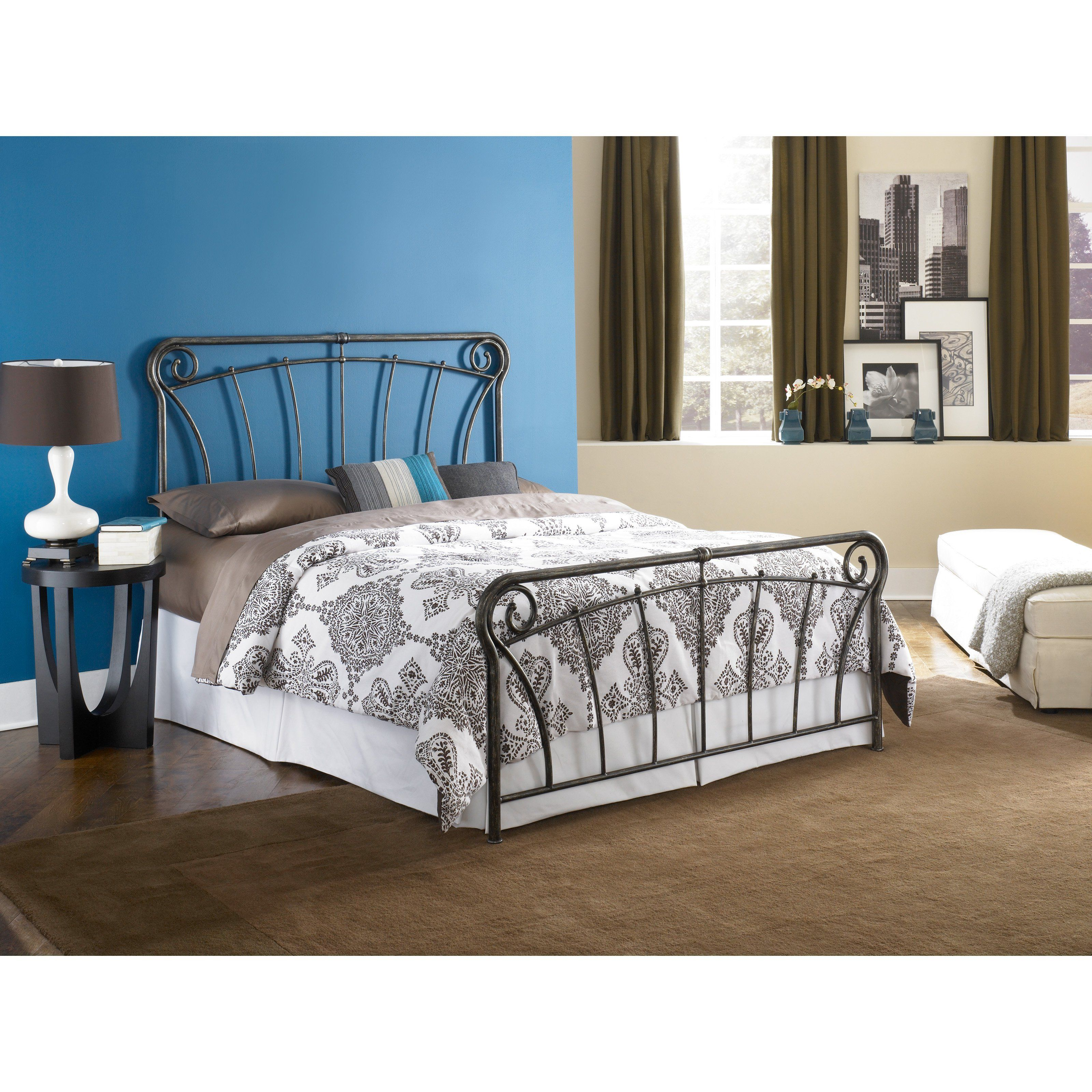 Have to have it. Langford Bed 179.99 hayneedle Bed