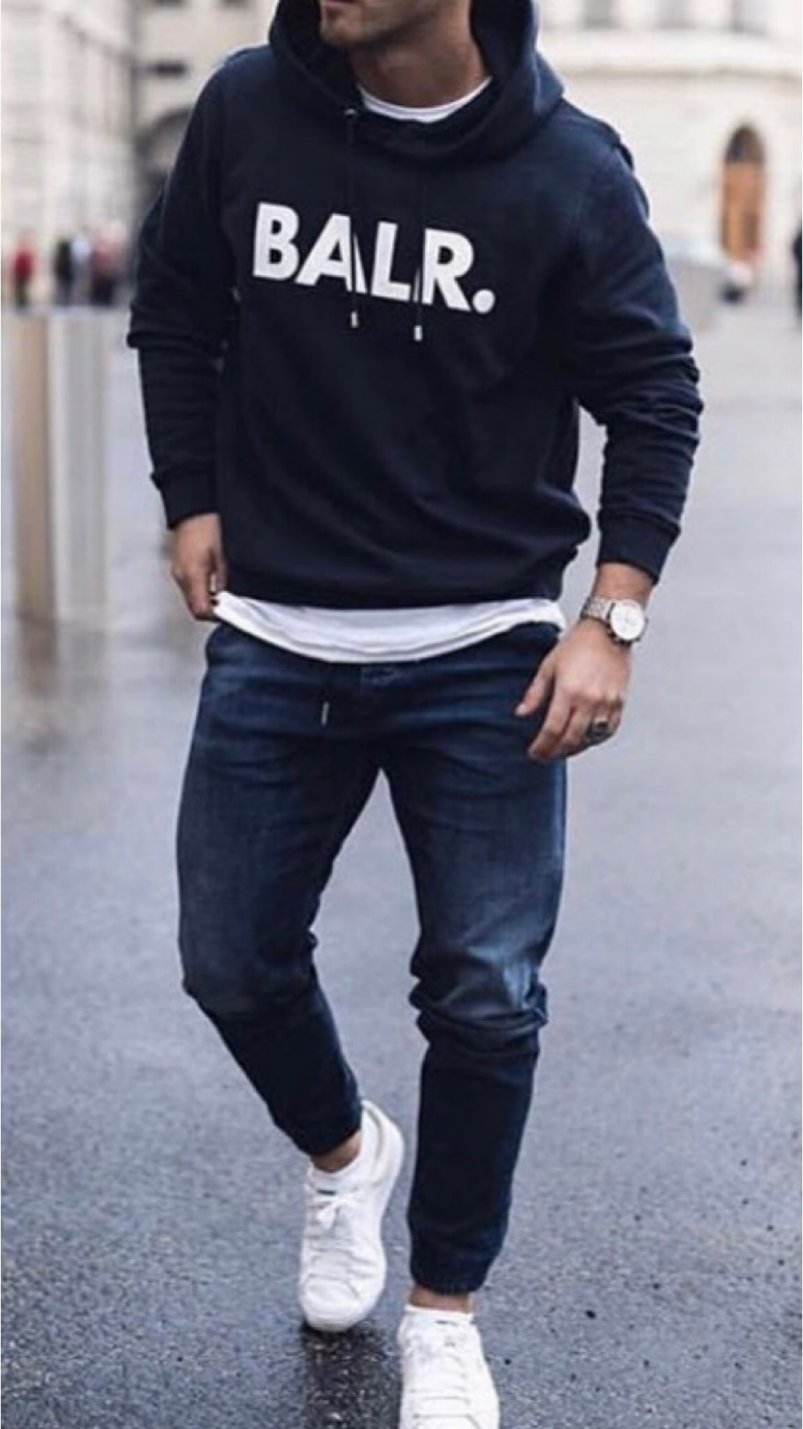 17 Awesome hoodie outfits! | Hoodie outfit men, Best casual