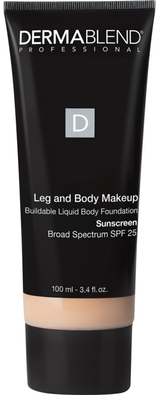 Dermablend Leg and Body Makeup Body foundation, Body