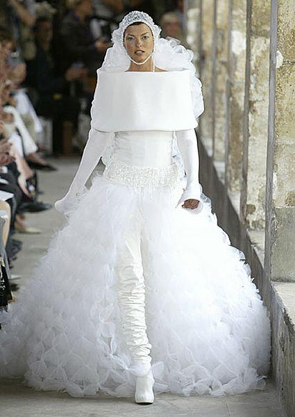 Vestidos de novia 2004